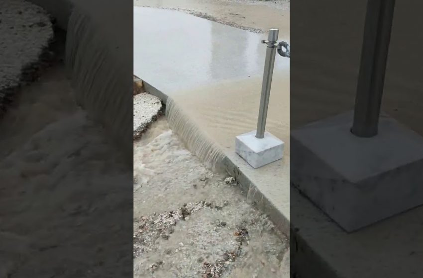 Aκρόπολη: Οι προειδοποιήσεις ειδικών και αρχαιολόγων πριν την πλημμύρα (vid)