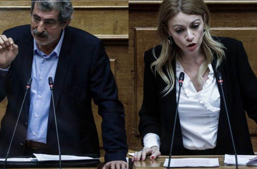 Σφοδρή σύγκρουση στη Βουλή για Πολάκη – Αδαμοπούλου – Άρσεις ασυλίας με σκιές φίμωσης καταγγέλλουν ΣΥΡΙΖΑ και ΜέΡΑ 25 (vid)