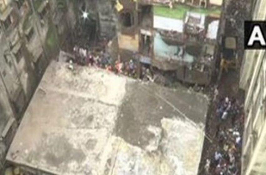 Κατέρρευσε πολυκατοικία από έκρηξη στο λεβητοστάσιο στην Λισαβόνα – Πέντε τραυματίες