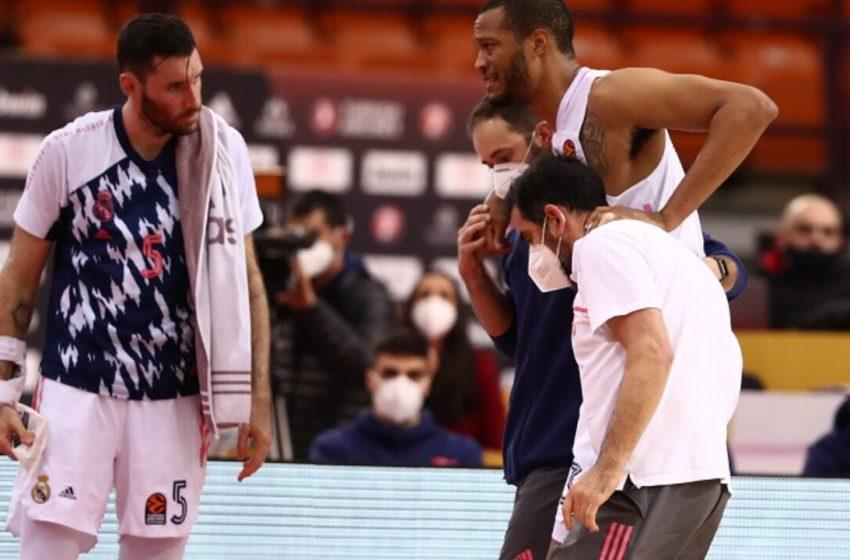 Ο φοβερός τραυματισμός του Ράντολφ στο ματς με τον Ολυμπιακό
