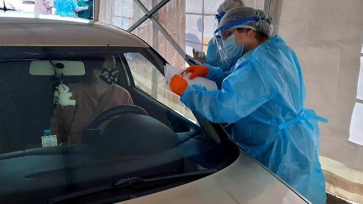 ΕΟΔΥ: Πού πραγματοποιεί σήμερα rapid test μέσα από το αυτοκίνητο