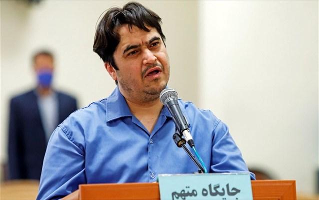 Ε.Ε. και Γαλλία καταδικάζουν την εκτέλεση του Ρουχολάχ Ζαμ στο Ιράν
