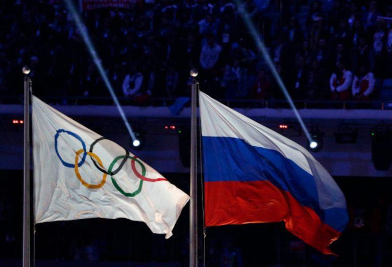 Έξω από τους Ολυμπιακούς Αγώνες και το Μουντιάλ η Ρωσία