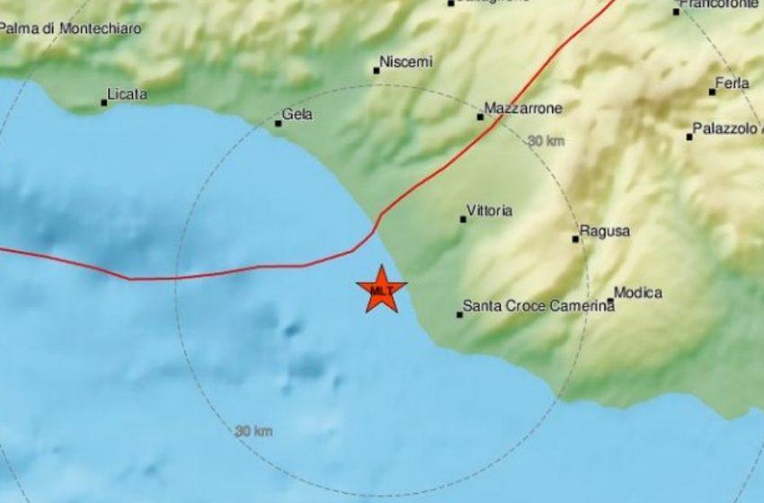 Iσχυρος σεισμός στην Ιταλία