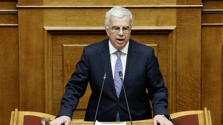 Σιμόπουλος για την επίθεση στο γραφείο του: Δεν εκφοβίζομαι…