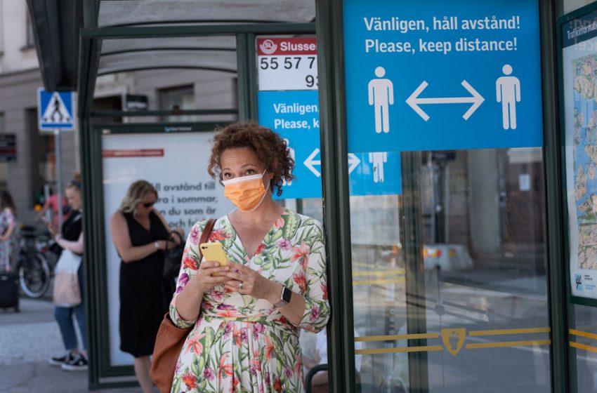 Η Σουηδία δεν έχει νόμο που να περιορίζει την ελευθερία των μετακινήσεων σε καιρό ειρήνης