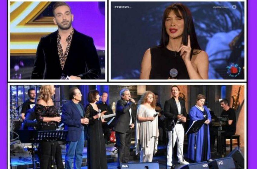 Ποιο μουσικό πρόγραμμα κέρδισε τους τηλεθεατές το βράδυ το Σαββάτου