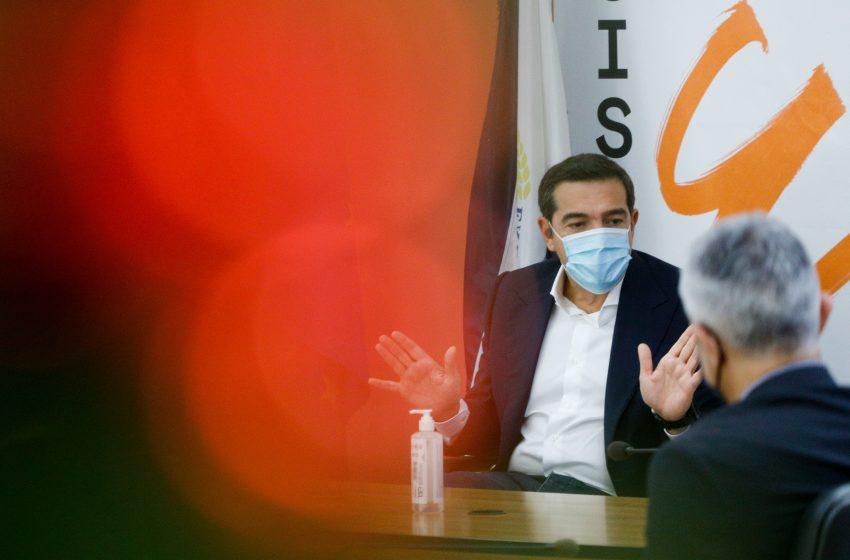 Αλέξης Τσίπρας: Εγκληματική αδιαφορία οδήγησε στην έξαρση της πανδημίας