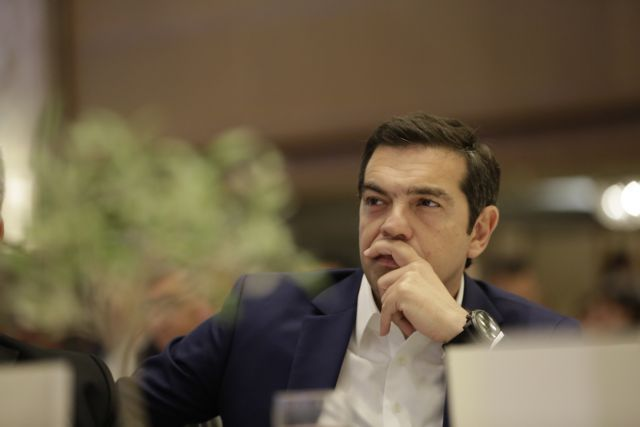 """Αλ. Τσίπρας στο πολιτικό συμβούλιο: Αφήνουμε τον κ. Μητσοτάκη στην συμμαχία του με την δημοσιογραφία του """"Μακελειού"""""""