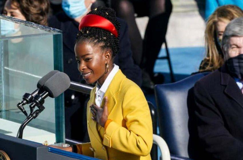Η 22χρονη ποιήτρια που έκλεψε την παράσταση στην ορκωμοσία του Μπάϊντεν (vid)