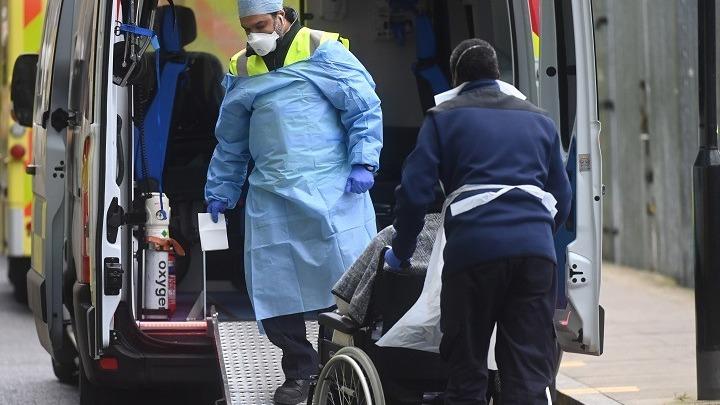 Βρετανία: 1.245 νεκροί σε μια μέρα