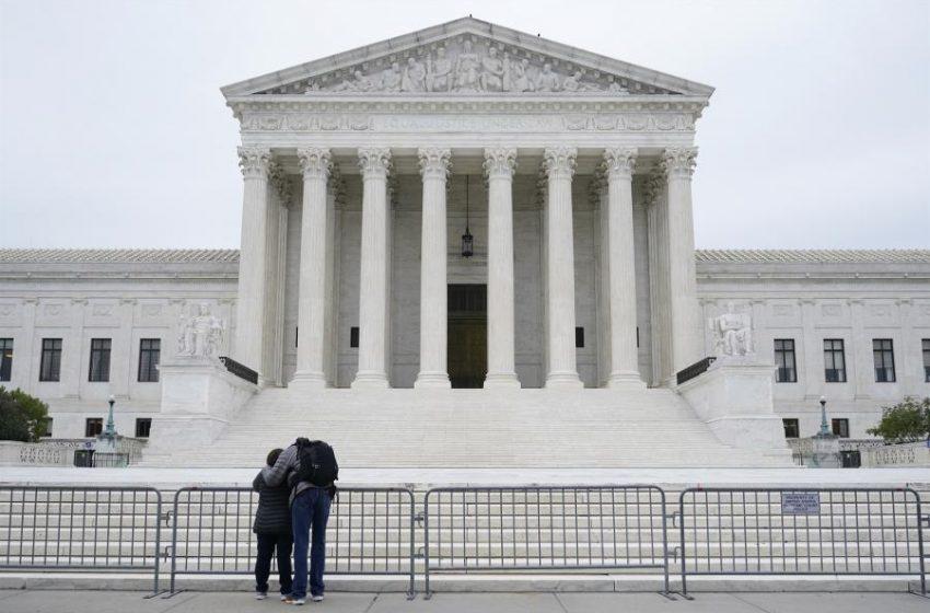 Τηλεφώνημα για βόμβα στο Ανώτατο Δικαστήριο των ΗΠΑ