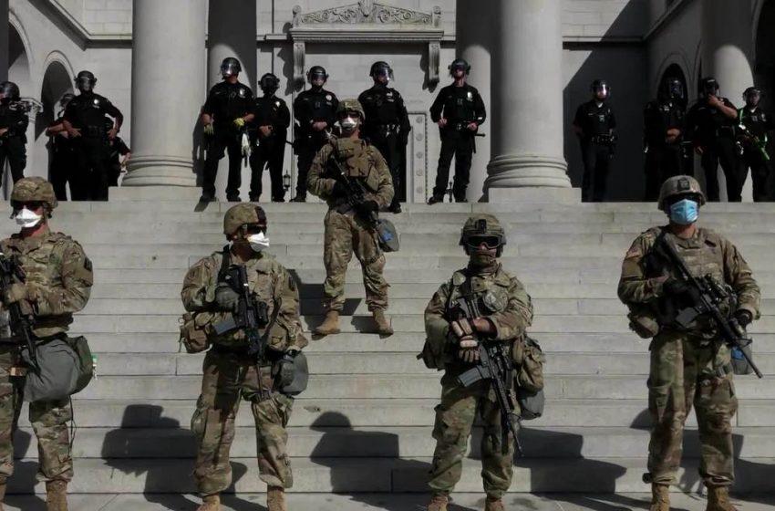 ΗΠΑ: Συναγερμός στην Εθνοφρουρά για το ενδεχόμενο ένοπλων διαδηλώσεων από οπαδούς του Τραμπ