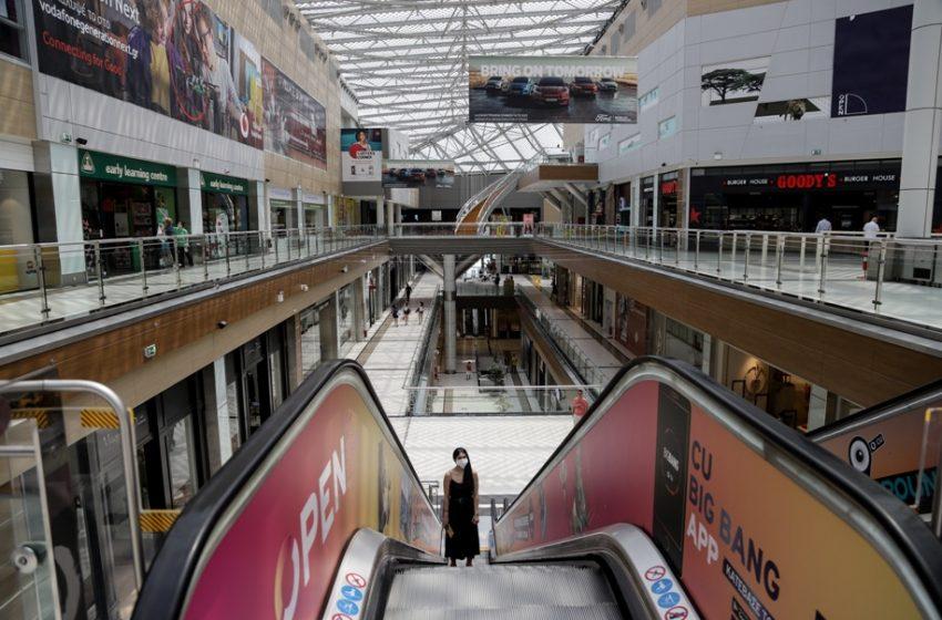 Ανοίγουν και τα Mall από την Δευτέρα χωρίς ραντεβού