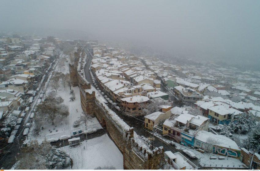 Χωρίς ρεύμα περιοχές στην Θεσσαλονίκη