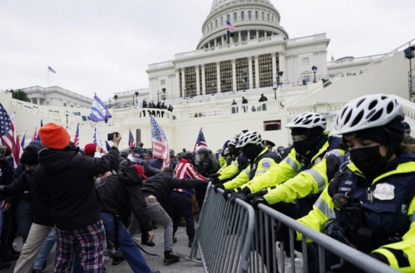 FBI:Για εγχώρια τρομοκρατία κατηγορεί τους οπαδούς του Τραμπ