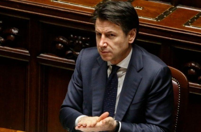 Ιταλία: Η κυβέρνηση Κόντε πήρε ψήφο εμπιστοσύνης