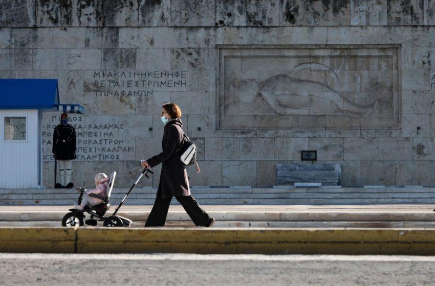 Κοροναϊός : 884 νέα κρούσματα-25 θάνατοι –326 οι διασωληνωμένοι
