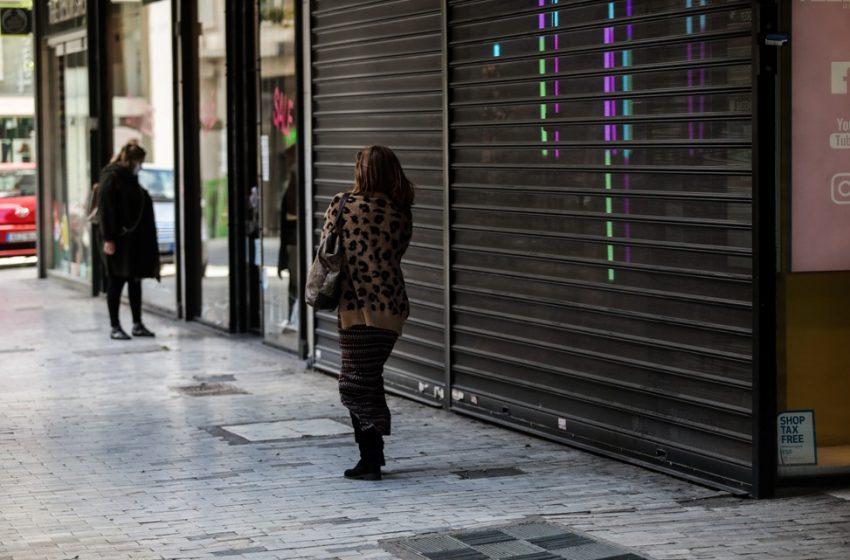"""Παραμένουν """"πληττόμενες"""" οι επιχειρήσεις που ανοίγουν την Δευτέρα"""
