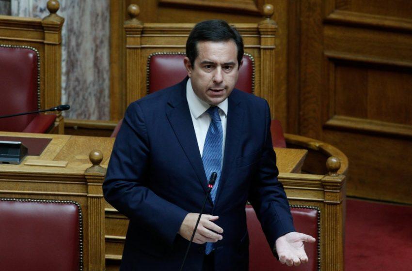Μηταράκης: Συμφωνία με τη Γερμανία για χρηματοδότηση οικιστικού προγράμματος για πρόσφυγες στην Ελλάδα, αλλά όχι για επιστροφές