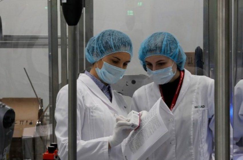 Ασφαλές το ρωσικό εμβόλιο κατά του κοροναϊού σε σπρέι