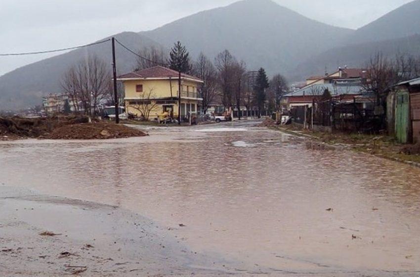 Σέρρες : Μεγάλα προβλήματα από την κακοκαιρία