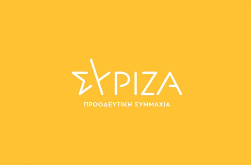 """ΣΥΡΙΖΑ: """"Όχι απλά δεν έχουν σχέδιο, αλλά τα έχουν κάνει μπάχαλο ακόμη και με τα test"""""""