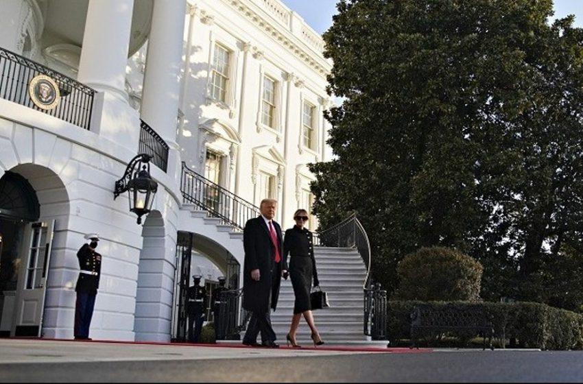 """Ντόναλντ Τραμπ: """"Θα επιστρέψω με τον ένα ή τον άλλο τρόπο"""""""