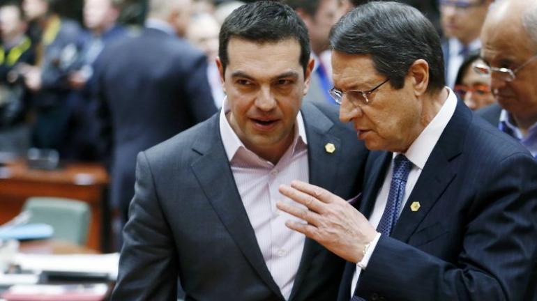 """Καλύπτει πλήρως τον Αναστασιάδη ο Τσίπρας για τα """"χρυσά"""" διαβατήρια- Η απάντηση του Κύπριου προέδρου"""