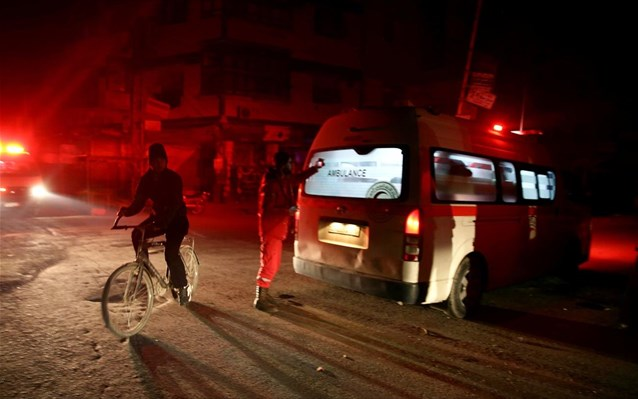 Πέντε νεκροί από έκρηξη στη Συρία