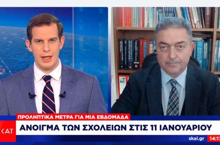 Βασιλακόπουλος: Στο 8% με 9% η αύξηση των κρουσμάτων από click away
