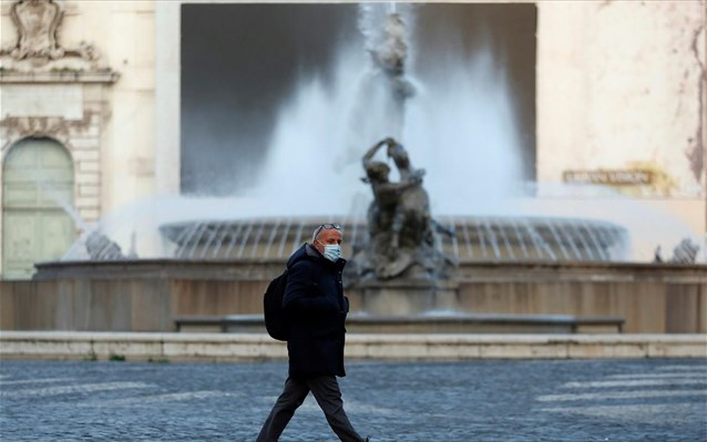 Ιταλία: 23.839 νέα κρούσματα – 250.000 δόσεις εμβολίων ημερησίως