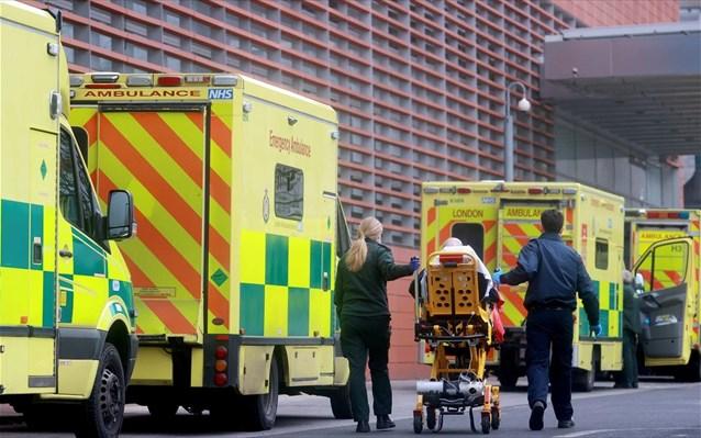 """Νέες """"ανησυχητικές μεταλλάξεις"""" εντοπίστηκαν στην Βρετανία"""