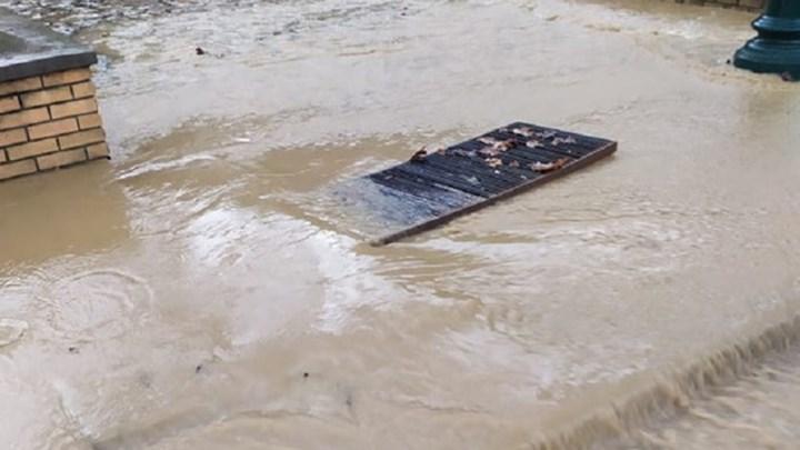 Σοβαρά προβλήματα και πλημμύρες από την κακοκαιρία στις Σέρρες (vids)