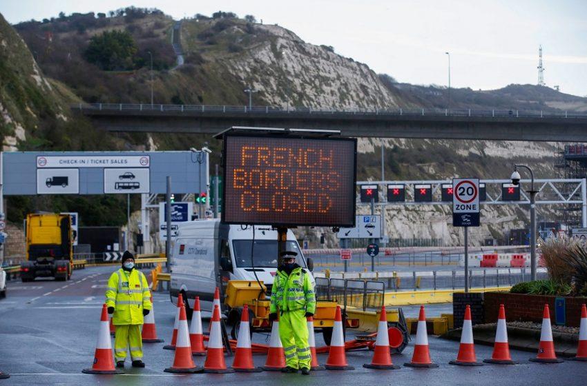 """""""Κλείνουν"""" τα σύνορα της Γαλλίας: Απαιτείται αρνητικό μοριακό τεστ για είσοδο και σε πολίτες της ΕΕ"""