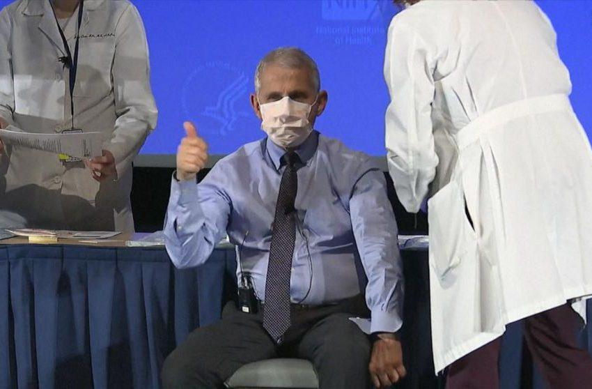 ΗΠΑ: Χάθηκε ο στόχος των 20 εκατ. εμβολιασμών- Σοβαρές καθυστερήσεις- Κριτική από τον Dr Fauci
