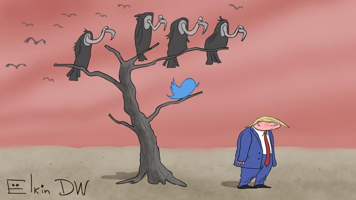 Διχάζει τους ειδικούς ο αποκλεισμός του Τραμπ από τα social media