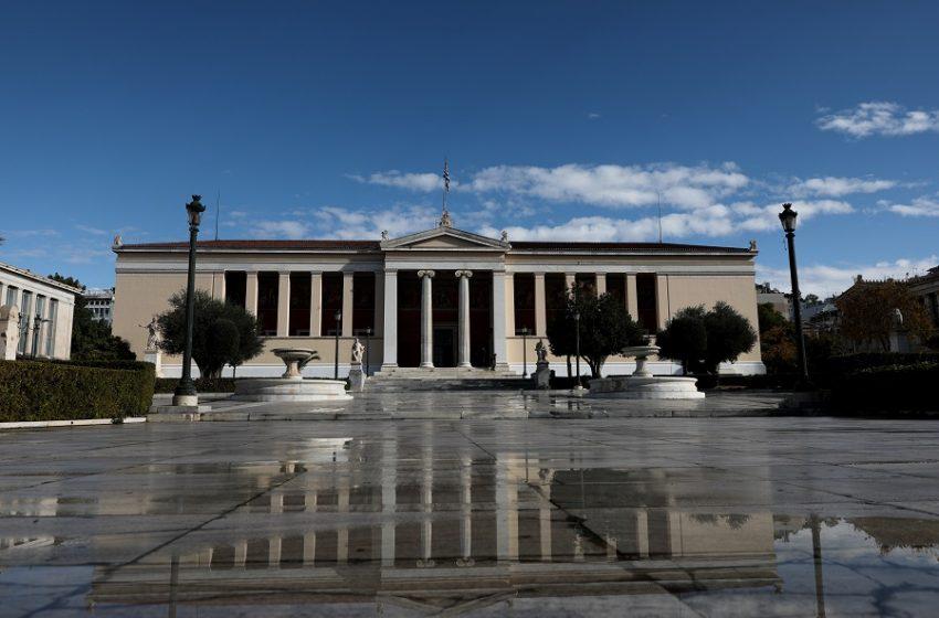 Ηχηρή διαφωνία ΕΚΠΑ στο ν/σ Κεραμέως, Χρυσοχοΐδη: Αντισυνταγματική η φύλαξη από όργανα εκτός πανεπιστημιακής κοινότητας