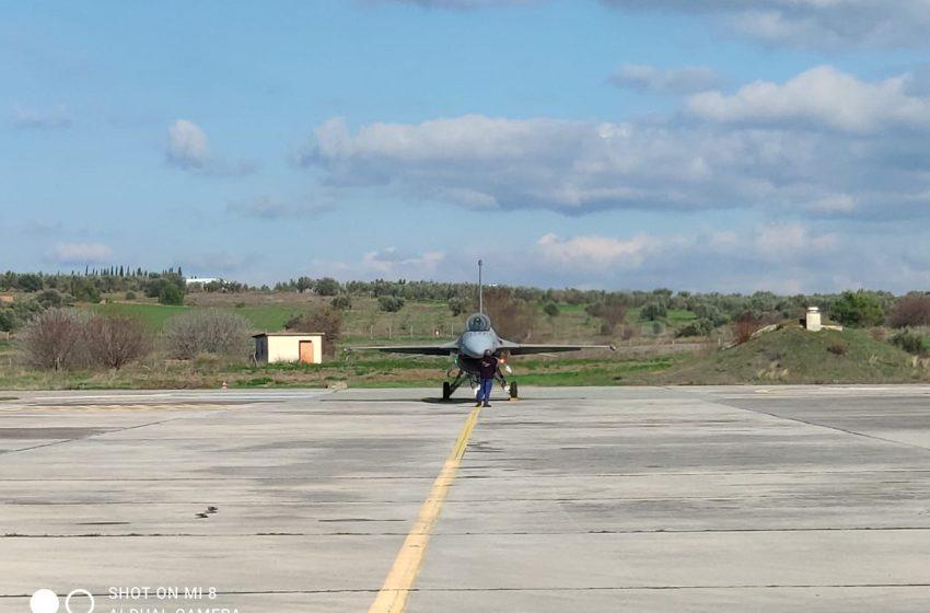 Πέταξε σήμερα το πρώτο F-16 VIPER