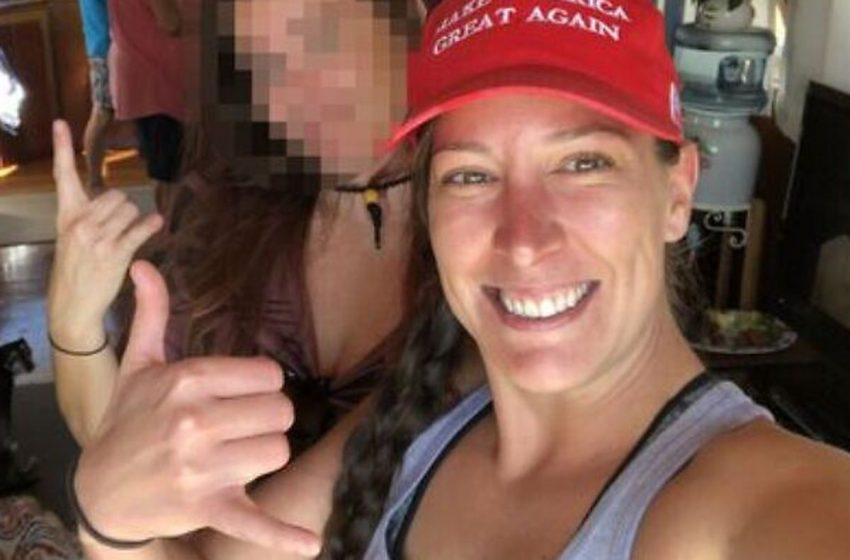Αυτή είναι η γυναίκα που έπεσε νεκρή κατά τη διάρκεια της εισβολής στο Καπιτώλιο
