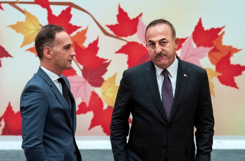 """Απειλές Τσαβούσογλου παρουσία Μάας: """"Η Ελλάδα δεν μπορεί να κάνει ασκήσεις όπου θέλει, δεν θα έχουμε μόνο ατύχημα… """""""