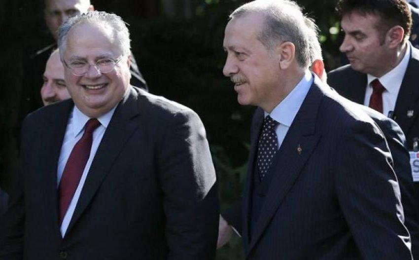 """Κοτζιάς στο Euractiv: """"Είπα σε Ερντογάν και Τσαβούσογλου ότι θα βυθίσουμε το Oruc Reis εάν το έστελναν νοτίως της Κρήτης"""""""