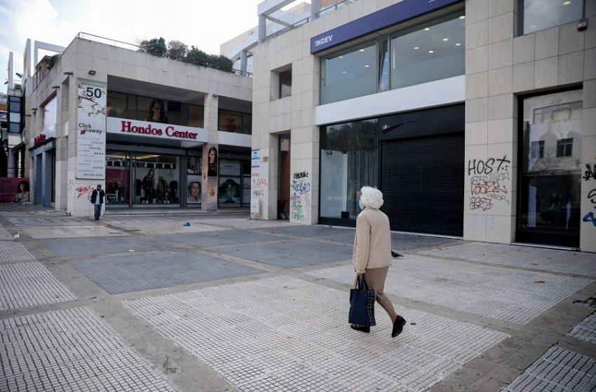 """""""Κόφτης"""" στα sms για τα καταστήματα: Τι λέει ο αν. υπουργός Ν. Παπαθανάσης"""