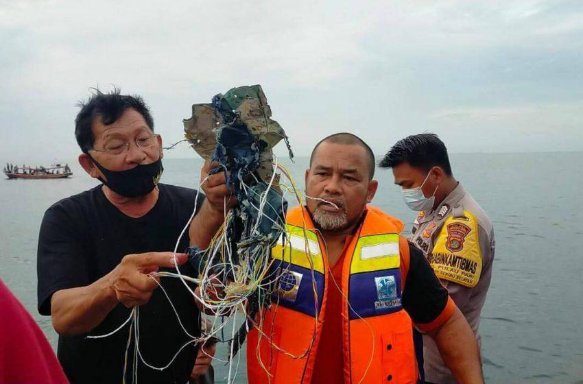 Ινδονησία:Αεροπορική τραγωδία με 65 επιβάτες