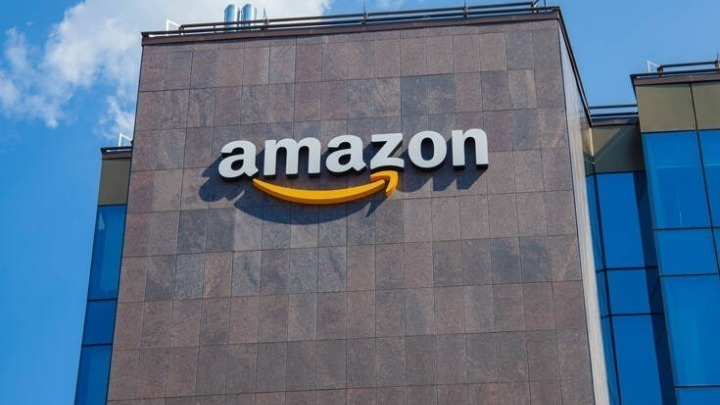 H Amazon στην Ελλάδα!