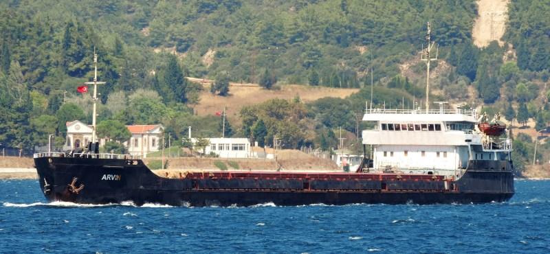 Δύο νεκροί από ναυάγιο ρωσικού πλοίου στη Μαύρη Θάλασσα