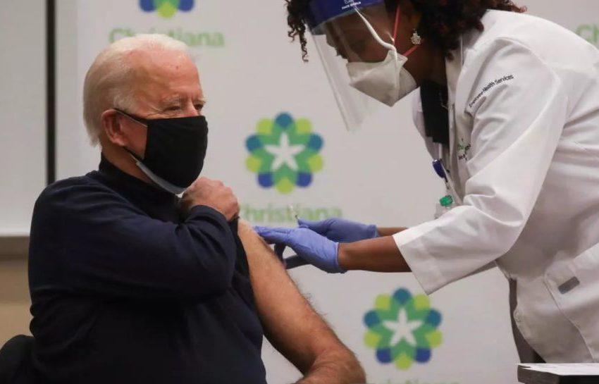 ΗΠΑ: Ο Μπάιντεν αλλάζει τακτική στον εμβολιασμό – Ποια πολιτική θα εφαρμόσει