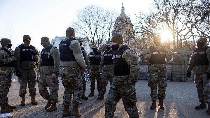 ΗΠΑ: Σε διαθεσιμότητα ο αστυνομικός που εμπλέκεται σε θανατηφόρο πυροβολισμό στο Καπιτώλιο