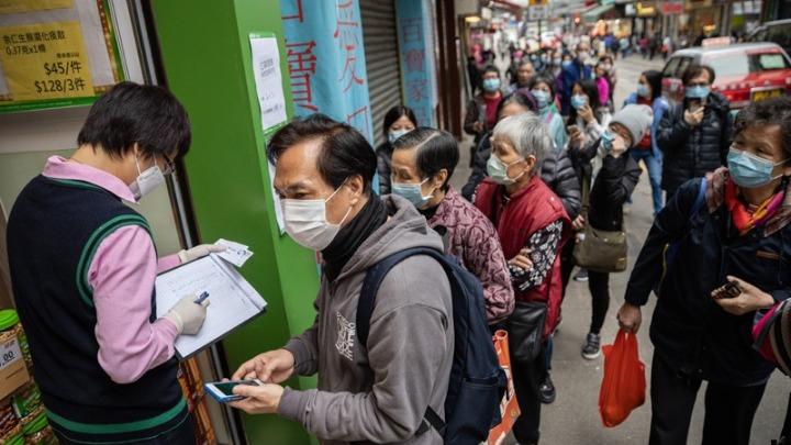 Ομάδα του ΠΟΥ στην Κίνα για την προέλευση του κοροναϊού