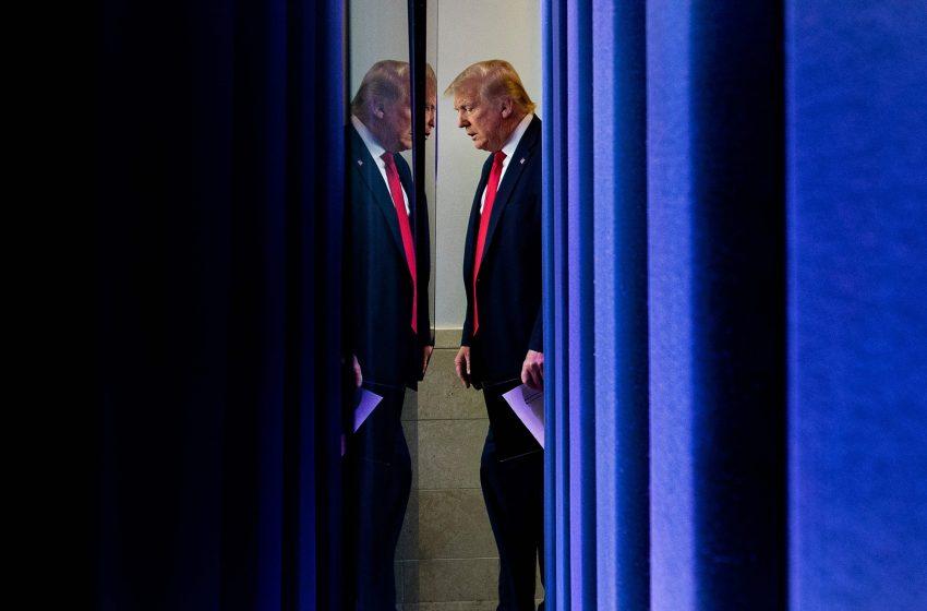 Ο Τραμπ πακετάρει και… φεύγει από τον Λευκό Οίκο